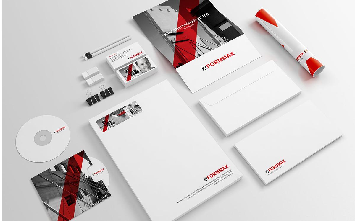 2012 – Logo och reklammaterial produceras